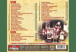 Milser Buam Orig. Mit Den Loinger Diandln - Legenden der Volksmusik-Folge 2  - (CD)