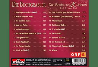 Die Buchgrabler - Das Beste aus 20 Jahren  - (CD)