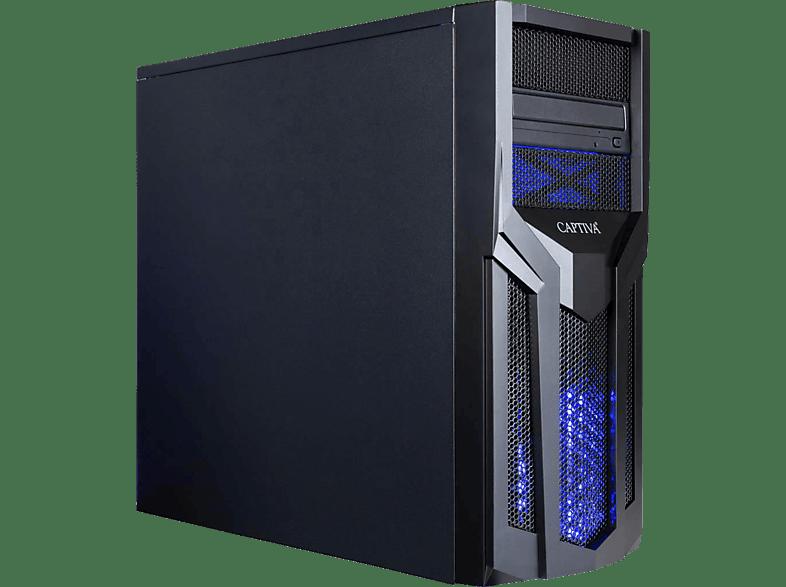 CAPTIVA G12IG 21V1, Gaming PC, 16 GB RAM, 1 TB SSD, RTX 3060 Ti, 8