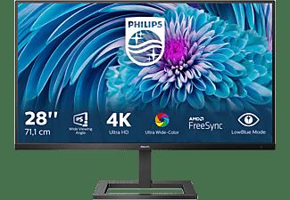 PHILIPS 288E2A 28 Zoll UHD 4K Monitor (4 ms Reaktionszeit, 60 Hz)