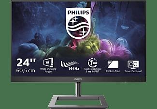PHILIPS 242E1GAJ 24 Zoll Full-HD Gaming Monitor (1 ms Reaktionszeit, 144 Hz)