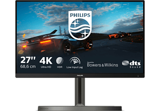 PHILIPS 278M1R 27 Zoll UHD 4K Gaming Monitor (4 ms Reaktionszeit, 60 Hz)