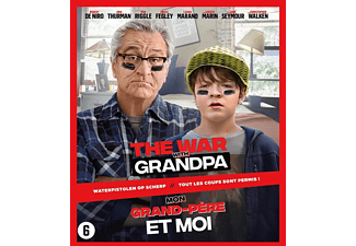 War With Grandpa - Blu-ray