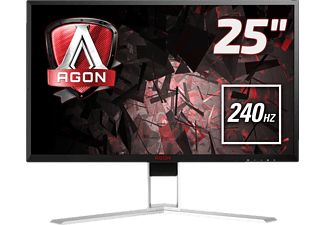 AOC AGON AG251FZ 25 Zoll Full-HD Gaming Monitor (1 ms Reaktionszeit, 240 Hz)