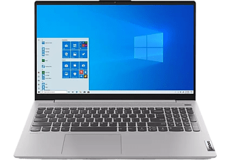 LENOVO Notebook IdeaPad 5 15ITL05, i7-1165G7, 16GB RAM, 1TB SSD, 15.6 Zoll FHD, Platinum Grey (82FG005VGE)