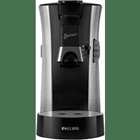 PHILIPS CSA250 Kaffeemaschine Senseo Select  Metall