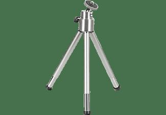 HAMA Ball L Dreibein Stativ, Silber, Höhe offen bis 21 cm