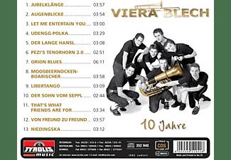 Viera Blech - 10 Jahre  - (CD)