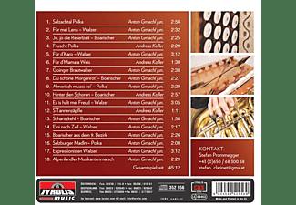 Alpenlandler Musikanten - Alpenlandler Musikanten  - (CD)