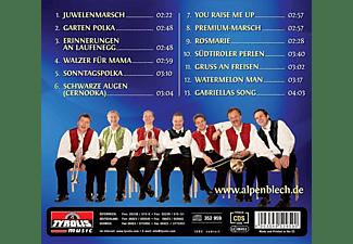 Alpenblech - Juwelen-Blasmusik vom Feinsten  - (CD)