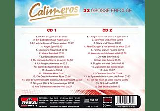 Calimeros - Das Hitalbum in Gold-32 große Erfolge  - (CD)