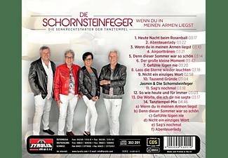 Die Schornsteinfeger - Wenn du in meinen Armen liegst  - (CD)