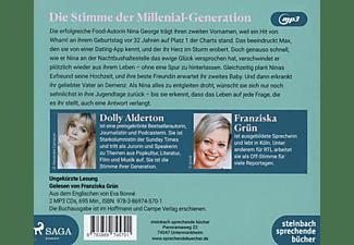 Franziska Grün - Gespenster  - (MP3-CD)