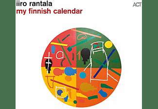Iiro Rantala - My Finnish Calendar  - (Vinyl)