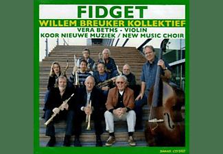 Breuker Kollektief - FIDGET  - (CD)