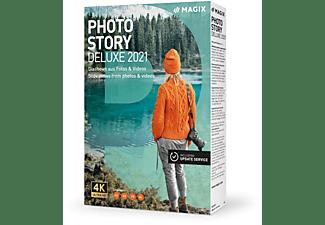 MAGIX Photostory Deluxe 2021 - [PC]