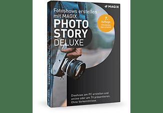 Lehrbuch: Fotoshows erstellen mit Photostory Deluxe (6. Auflage) - [PC/MAC]