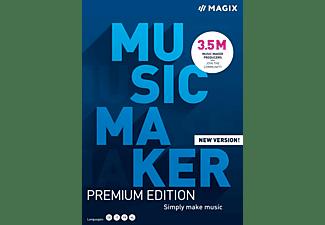 MAGIX Music Maker Premium Edition 2021 - [PC]