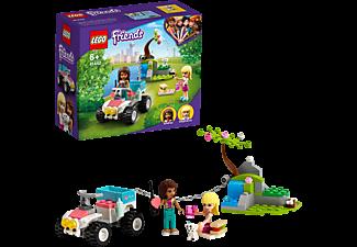 LEGO 41442 Tierrettungs-Quad Bausatz, Mehrfarbig