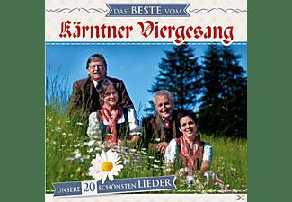 Kärntner Viergesang - Das Beste-Unsere 20 schönsten Lieder  - (CD)