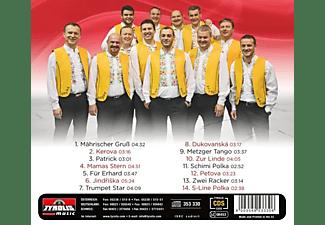 Vlado Und Seine Musikanten Kumpan - Mährischer Gruß-Instrumental  - (CD)