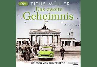 Titus Müller - Das zweite Geheimnis (2)  - (MP3-CD)