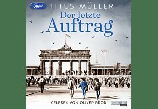 Titus Müller - Der letzte Auftrag (3)  - (MP3-CD)