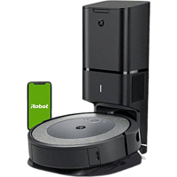 IROBOT Roomba Saugroboter i3+ (I3558409) mit Clean Base Absaugstation