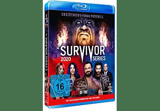 Wwe: Survivor Series 2020 Blu-ray