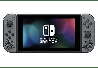 "Consola - Nintendo Switch (Monster Hunter Rise Edition), 6.2"", Joy-Con, Con Juego Monster Hunter Rise, Gris"