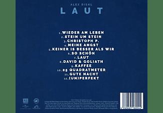 Alex Diehl - Laut  - (CD)