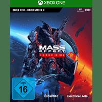 Mass Effect Legendary Edition - [Xbox One]