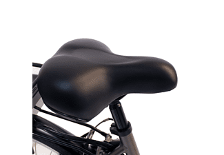 SAXXX CITY LIGHT PLUS 7 2020 Citybike (Laufradgröße: 28 Zoll, Erwachsene-Rad, 374.4 Wh, Schwarz Matt)