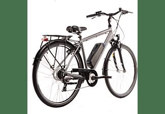 SAXXX TOURING 2020 Trekkingrad (Laufradgröße: 28 Zoll, Herren-Rad, 374.4 Wh, Silber Matt)