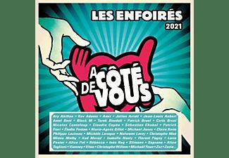 Verschillende artiesten - Les Enfoirés à côté de vous 2021 CD