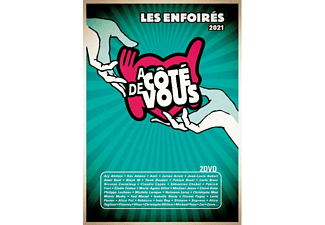 Verschillende artiesten - Les Enfoirés à côté de vous 2021 DVD