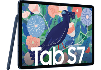 SAMSUNG Galaxy Tab S7 WiFi, Tablet, 128 GB, 11 Zoll, Mystic Navy