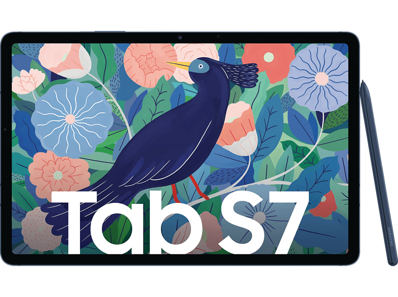 SAMSUNG Galaxy Tab S7 LTE, Tablet, 128 GB, 11 Zoll, Mystic Navy