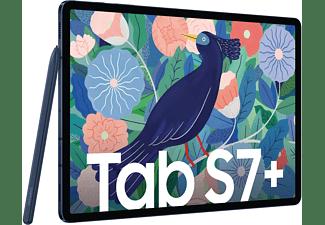 SAMSUNG Galaxy Tab S7+ WiFi, Tablet, 256 GB, 12,4 Zoll, Mystic Navy