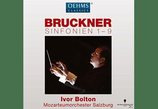 Mozarteumorchester Salzburg, Ivor Bolton - Sinfonien 1-9  - (CD)