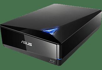 ASUS BluRay Brenner TurboDrive BW-16D1X-U, Extern, USB 3.2 Gen.1, M-DISC Support, 16x Speed, Schwarz