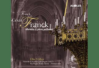 Elke Völker - Franck avant Cesar Franck  - (CD)