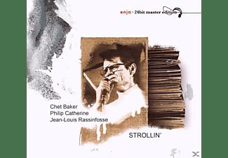 Chet Baker - Strollin'  - (CD)