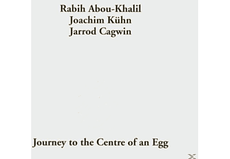 Abou-Khalil,Rabih/Kühn,Joachim - Journey To The Centre Of An Egg  - (CD)