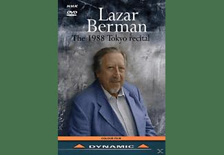 Berman, Berman Lazar - Das Tokyo-Konzert 1988  - (DVD)