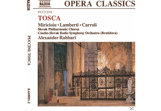 VARIOUS, Miricioiu/Lamberti/Carroli/+ - Tosca  - (CD)