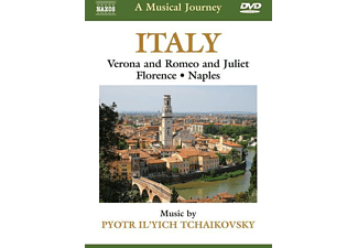 VARIOUS - Verona-Florenz-Neapel  - (DVD)