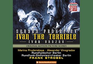Frank Strobel, Prudenskaya, Vinogradov, Strobel, Rsb - Iwan der Schreckliche  - (CD)