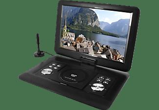 """SOUNDMASTER Portabler DVD-Player PDB1600SW mit DVB-T2 HD-Tuner und 15.4"""" TFT Bildschirm"""