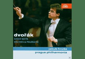 Prague Philharmonia, Hrusa/Prague Philharmonia - Tschechische Suite/Walzer/+  - (CD)